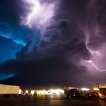 Росгидромет рассказал об удвоении числа опасных погодных явлений