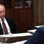 О чем говорили Путин и Васильев за закрытыми дверями