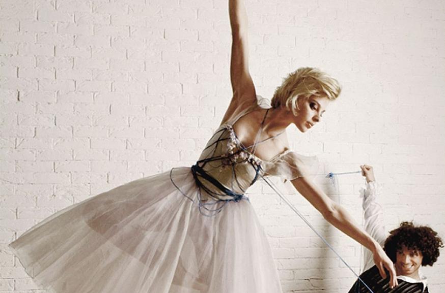 порно балерины ольги деминой фото