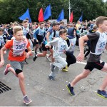 Более двух тысяч кировчан приняли участие в «Кроссе нации»