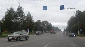 В Кирове водитель «Лады-Гранта» сбил школьницу и скрылся