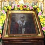 Образ святого, проявившийся на железной заслонке, привезли в Киров