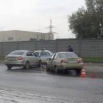 В Кирове водитель «Шкоды» врезался в «Дэу»