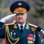 В Кировской области пройдет митинг в честь погибшего в Сирии генерала