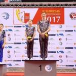 Кировчане стали первыми на чемпионате Европы по спортивной акробатике