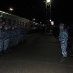 Из Чечни вернулся отряд кировской полиции
