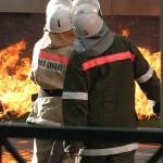 В Кирове при пожаре частного дома погиб мужчина