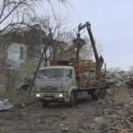 В Кирове начался снос домов, попавших в зону строительства путепровода
