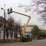 В Слободском станет светлее