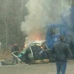 В УГИБДД по Кировской области прокомментировали обстоятельства смертельной аварии в Пижанском районе