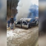 Серьезная авария на трассе в Кировской области: столкнулись грузовик «Почты» и ВАЗ