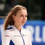 Конькобежка из Кирово-Чепецка в составе сборной побила мировой рекорд