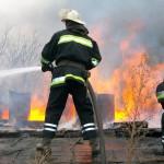 За сутки в области в пожарах погибли два человека