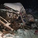 """Смертельное ДТП на трассе """"Вятка"""": погиб один человек, пятеро получили травмы"""