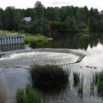 Завершен капитальный ремонт гидроузла в Верхошижемском районе