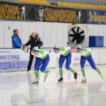 Кировские конькобежцы заняли призовые места на чемпионате России