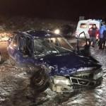 В Котельничском районе на трассе «Вятка» в аварии погибли три человека
