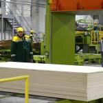 В Кировской области официально запустили первую очередь Мурашинского фанерного завода