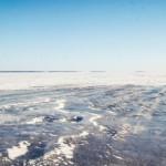 В Кикнуре дети провалились под лёд: мальчиков спас местный житель
