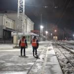 Опубликовано расписание движения поездов на зиму 2017/2018 г. по станции Киров