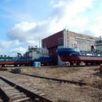 Госкорпорация «Ростех» окажет финансовую поддержку Сосновскому судостроительному заводу