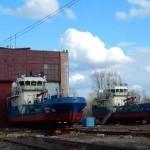 Сосновский судостроительный завод впервые за три года выиграл тендер на строительство двух судов