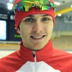 Кировчанин завоевал «золото» на этапе Кубка России по конькобежному спорту