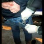 В Кирове полицейские задержали 18-летнего жителя Воркуты, который делал закладки с наркотиками