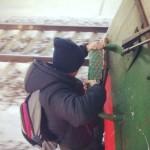 Двое подростков-зацеперов прокатились на поезде от Стрижей до Котельнича
