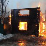 В Кировской области за выходные произошло 15 пожаров