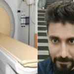 В Индии аппарат МРТ засосал пациента и расплющил его насмерть