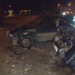 В Кирове ночью столкнулись два «ВАЗа»