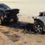 В Кировской области столкнулись Mitsubishi Outlander и «ЛадаЛаргус»: три человека получили серьезные травмы