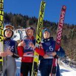Кировчанка завоевала «серебро» Континентального Кубка по прыжкам с трамплина