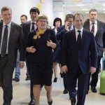 В Киров с рабочим визитом приехал полпред президента Михаил Бабич