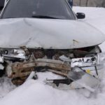 В Кикнуре столкнулись «ВАЗ» и «Хонда»: пострадала женщина – пассажир