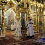 Кировчане приняли участие в Рождественских богослужениях