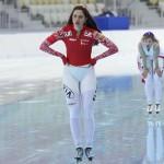 Кировская конькобежка завоевала золотую и серебряную медали чемпионата Европы