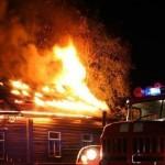 За сутки в Кировской области ликвидировали три пожара
