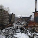 В Туже сгорел частный дом: жильцам пришлось выпрыгивать из окон