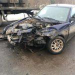 В Слободском районе «Приора» столкнулась с Kia: один человек травмирован