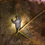 В Кирове в 4-метровый котлован провалился незрячий пешеход