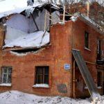 На ремонт дома в Кирове, на который упал кран, потребуется 3 млн рублей