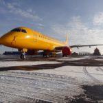 В Подмосковье упал самолет «Саратовских авиалиний», вылетевший из Домодедово