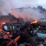 Последний бой: опубликовано видео сражения погибшего пилота Су-25 с боевиками в Сирии
