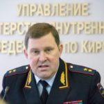 СМИ: Экс-главу УМВД по Кировской области Сергея Солодовникова арестовали