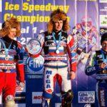 В Вятских Полянах завершился чемпионат Европы по ледовому спидвею