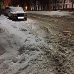 В Кирово-Чепецке прокуратура уличила предприятие в плохой уборке снега