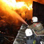 В Уржумском районе в пожаре погиб пенсионер, его супруга с тяжелыми ожогами доставлена в больницу