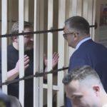 Появились кадры вынесения приговора Белых и комментарии сторон судебного процесса